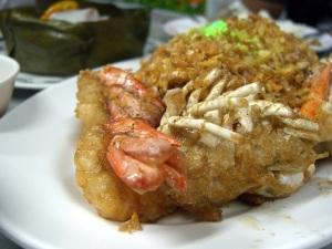 river-prawns-garlic