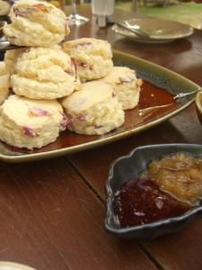 rose-scones