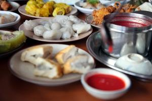 Breakfast in Trang