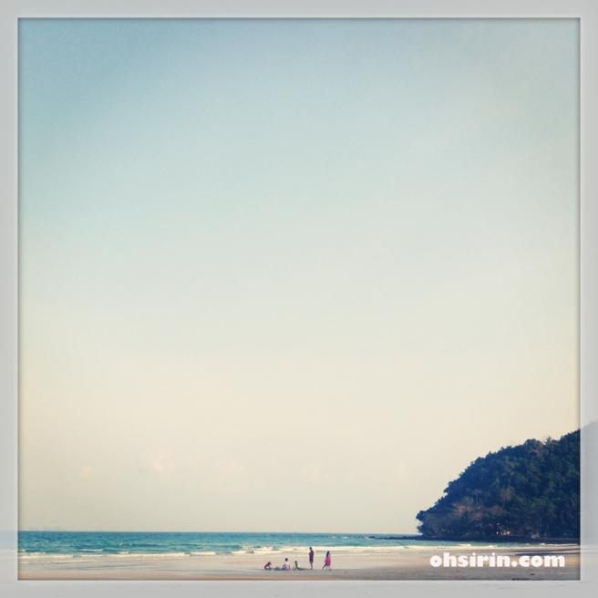 Tung Wua Lan Beach of Chumporn